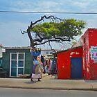 Street Scene - wide by Shamila Chady
