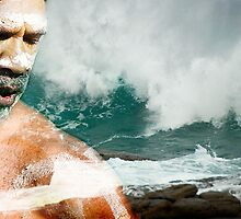 Man and the Sea by Wendy  Slee