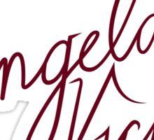 Angela Vickers Sticker