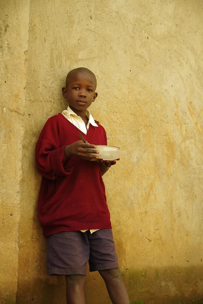 Kenyan Orphan by curtophoto