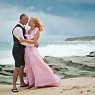 Beach wedding... by Malcolm Garth