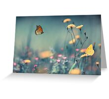 Dreamin Summer  Greeting Card