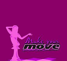 YOUR MOVE - Pink by Diabolical