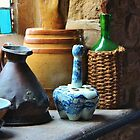 Old wares by Jeanette Varcoe.