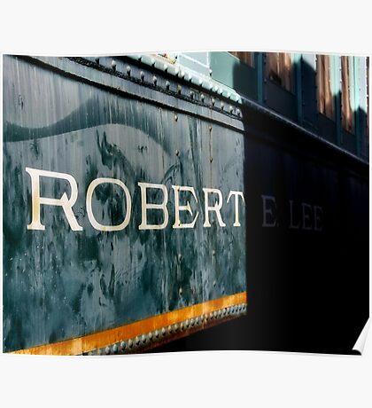 The Robert E. Lee Poster