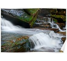 Somersby Cascades Poster
