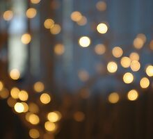 Out of Focus Lights by BayleeCook