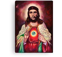 El Cristo Che Canvas Print