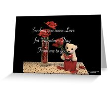 from me to you Greeting Card