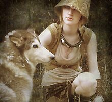 to live among wolves is to act like a wolf yourself by strawberries