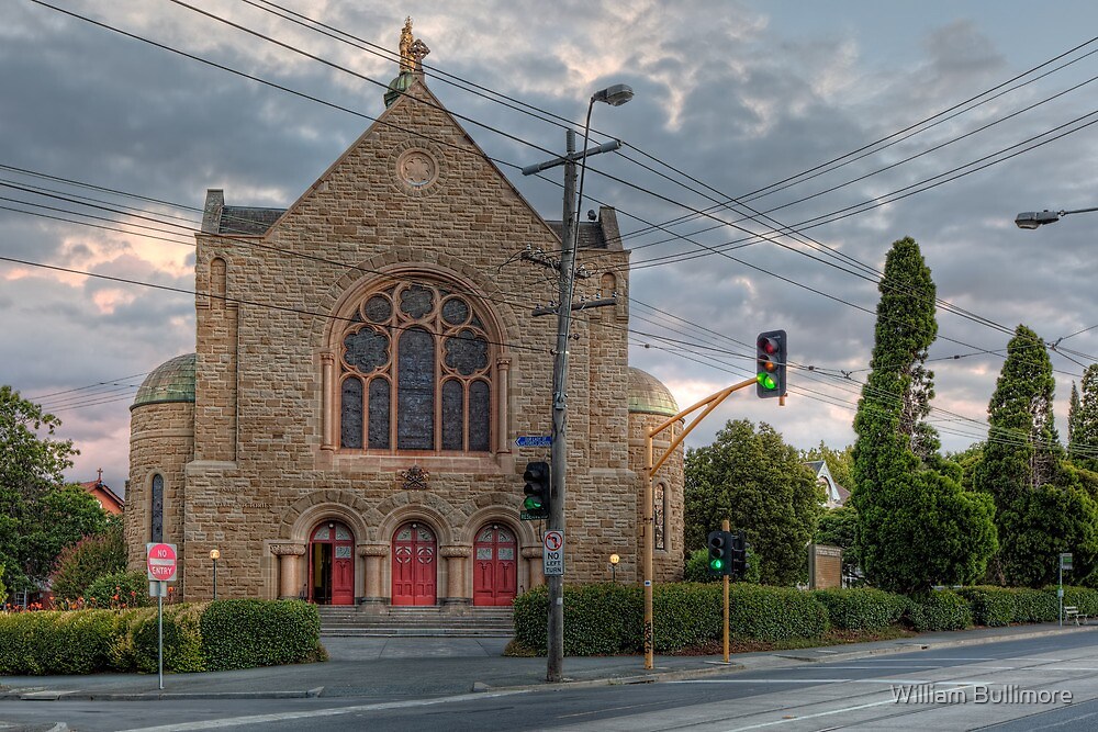 Basilica of Our Lady of Victories • Melbourne • Victoria by William Bullimore