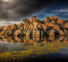 Clifflection by Bob Larson