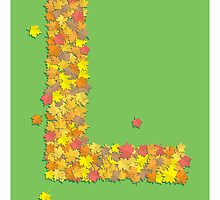 L is for Leaves by Jason Jeffery