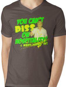 Not Allowed! Mens V-Neck T-Shirt