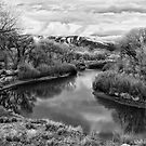 Carson River by Kurt Golgart