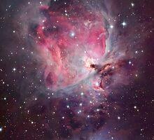 Generic Nebula No.2 by infiniti