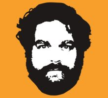 zach galifianakis by natrule