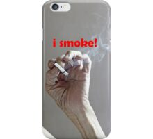 i-Smoke iPhone Case/Skin