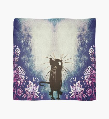 Silhouette Ratty Scarf