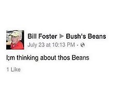 thos Beans Photographic Print