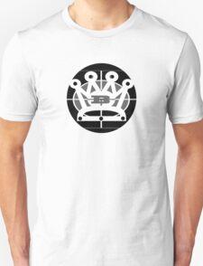 Crown Target logo Unisex T-Shirt