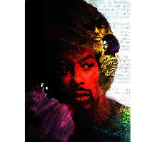 Gil Scott Heron Photographic Print