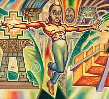 Quetzalcoatl by Mario Torero