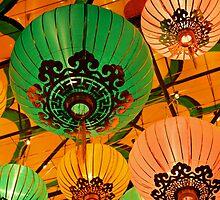 Hong Kong Lantern Festival by Cameron B