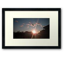 Planet's 12 Framed Print