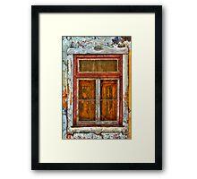 Aperture 12 Framed Print