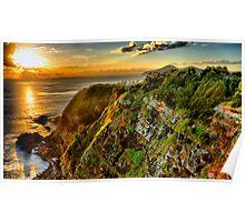Sunrise Forster HDR Poster