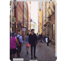 Accidental Model Howell iPad Case/Skin