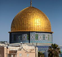 Dome of the Rock by Tony Roddam
