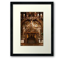 Church of the Holy Sepulchre, Jerusalem Framed Print