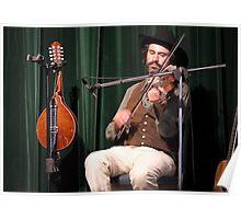 The Musician- Jerilderie Poster