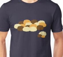 A pile of Tribbles Unisex T-Shirt