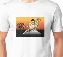 Twisted - Wild Tales: MAKATZA and the Cheetah Unisex T-Shirt