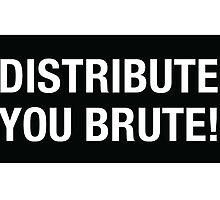 Distribute Sticker by N-O-D-E