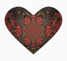 Kaleidoscope Heart One Piece - Long Sleeve