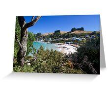 Boat Harbour Beach - Tasmania Greeting Card