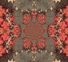 Kaleidoscope Heart by angelamayotte