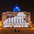 LIGHT NIGHT NOTTINGHAM 2012 by Elaine123