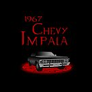 1967 Chevy Impala by FoxRiver