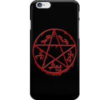 Bloody Devil's Trap iPhone Case/Skin