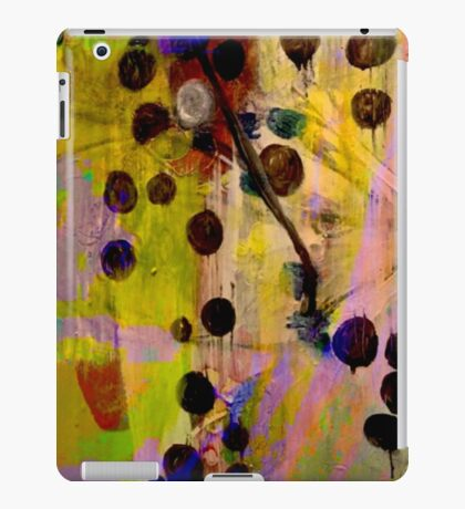 Berry Blossoms iPad Case/Skin