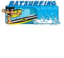 BATSURFING by WEWEX