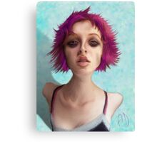 I don't like the drugs, but.. Canvas Print