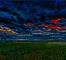End of Days by Nigel Butterfield