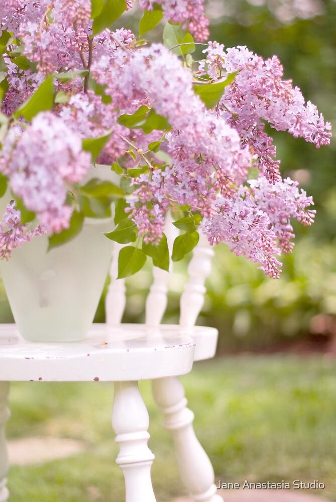 ....spring lilac delight........... by Jane Anastasia Studio