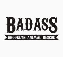 Badass Brooklyn Animal Rescue Tee